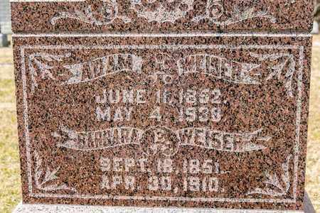 WEISER, BARBARA - Richland County, Ohio   BARBARA WEISER - Ohio Gravestone Photos