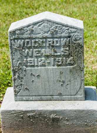 WELLS, WOODROW - Richland County, Ohio | WOODROW WELLS - Ohio Gravestone Photos