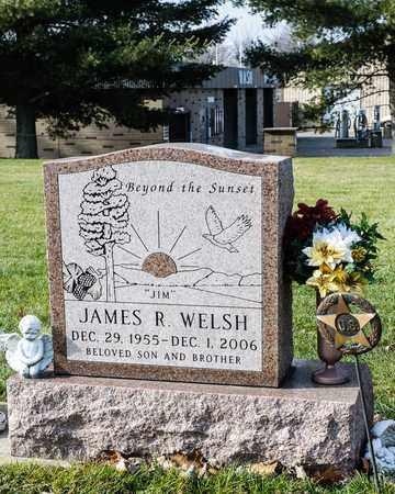 WELSH, JAMES R - Richland County, Ohio | JAMES R WELSH - Ohio Gravestone Photos