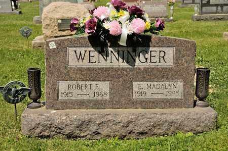 WENNINGER, ROBERT E - Richland County, Ohio | ROBERT E WENNINGER - Ohio Gravestone Photos