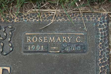 WEST, ROSEMARY C - Richland County, Ohio | ROSEMARY C WEST - Ohio Gravestone Photos