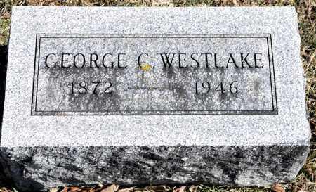 WESTLAKE, GEORGE C - Richland County, Ohio | GEORGE C WESTLAKE - Ohio Gravestone Photos