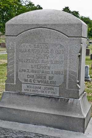 WHALON, STEPHEN - Richland County, Ohio | STEPHEN WHALON - Ohio Gravestone Photos