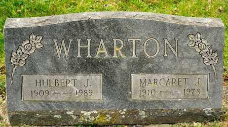 WHARTON, HULBERT J - Richland County, Ohio | HULBERT J WHARTON - Ohio Gravestone Photos