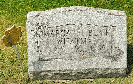 WHATMAN, MARGARET - Richland County, Ohio | MARGARET WHATMAN - Ohio Gravestone Photos