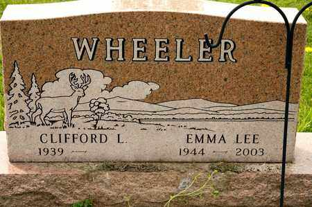WHEELER, EMMA LEE - Richland County, Ohio   EMMA LEE WHEELER - Ohio Gravestone Photos