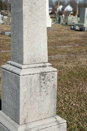 WHERRY, DAVID - Richland County, Ohio | DAVID WHERRY - Ohio Gravestone Photos