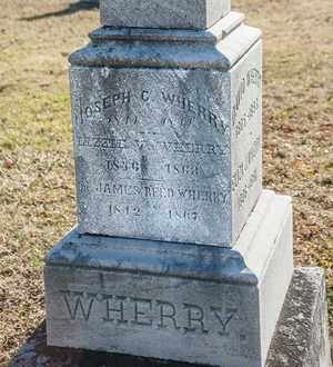 WHERRY, JOSEPH C - Richland County, Ohio | JOSEPH C WHERRY - Ohio Gravestone Photos
