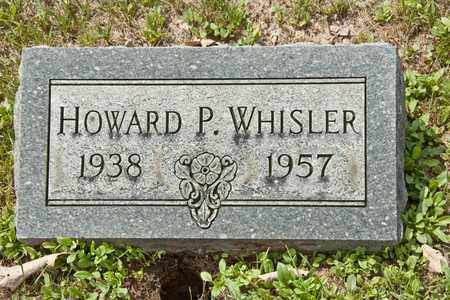 WHISLER, HOWARD P - Richland County, Ohio | HOWARD P WHISLER - Ohio Gravestone Photos