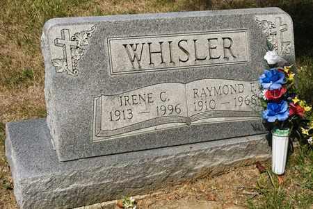 WHISLER, IRENE C - Richland County, Ohio | IRENE C WHISLER - Ohio Gravestone Photos