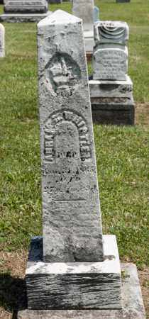 WHISTLER, ABRAM - Richland County, Ohio | ABRAM WHISTLER - Ohio Gravestone Photos