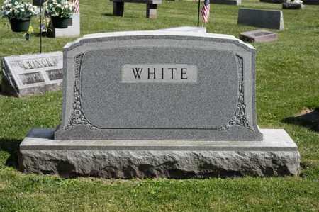 ACKLEY WHITE, MARY - Richland County, Ohio   MARY ACKLEY WHITE - Ohio Gravestone Photos