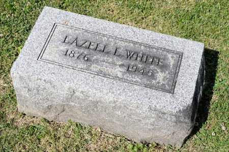 WHITE, LAZELL L - Richland County, Ohio | LAZELL L WHITE - Ohio Gravestone Photos