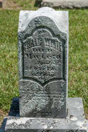 WHITE, PHILLIP - Richland County, Ohio | PHILLIP WHITE - Ohio Gravestone Photos