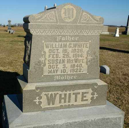 WHITE, SUSAN - Richland County, Ohio | SUSAN WHITE - Ohio Gravestone Photos