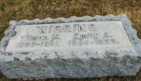 WIGGINS, TILMAN H - Richland County, Ohio | TILMAN H WIGGINS - Ohio Gravestone Photos