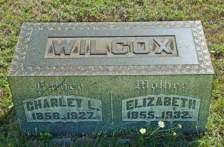 WILCOX, CHARLEY L - Richland County, Ohio | CHARLEY L WILCOX - Ohio Gravestone Photos