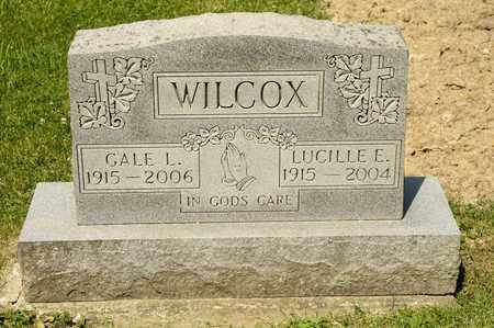 WILCOX, LUCILLE E - Richland County, Ohio | LUCILLE E WILCOX - Ohio Gravestone Photos