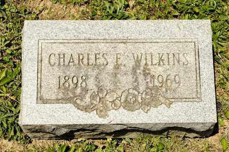 WILKINS, CHARLES E - Richland County, Ohio   CHARLES E WILKINS - Ohio Gravestone Photos