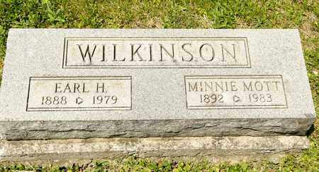 WILKINSON, EARL H - Richland County, Ohio | EARL H WILKINSON - Ohio Gravestone Photos