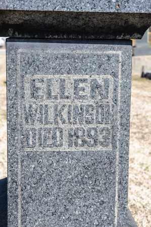WILKINSON, ELLEN - Richland County, Ohio | ELLEN WILKINSON - Ohio Gravestone Photos