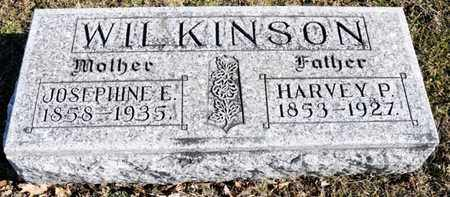 WILKINSON, HARVEY P - Richland County, Ohio | HARVEY P WILKINSON - Ohio Gravestone Photos