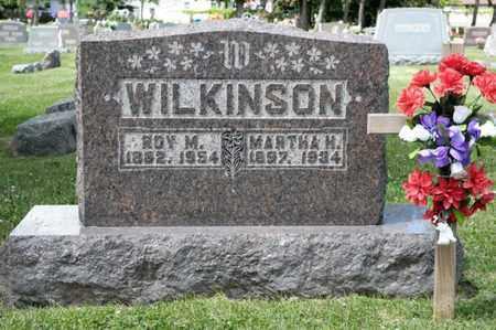 WILKINSON, ROY M - Richland County, Ohio | ROY M WILKINSON - Ohio Gravestone Photos