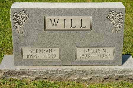 WILL, NELLIE M - Richland County, Ohio | NELLIE M WILL - Ohio Gravestone Photos