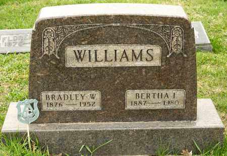 WILLIAMS, BRADLEY W - Richland County, Ohio | BRADLEY W WILLIAMS - Ohio Gravestone Photos