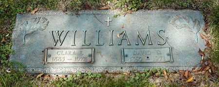WILLIAMS, DAVID D - Richland County, Ohio   DAVID D WILLIAMS - Ohio Gravestone Photos