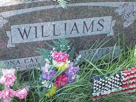 WILLIAMS, ONA GAY - Richland County, Ohio | ONA GAY WILLIAMS - Ohio Gravestone Photos