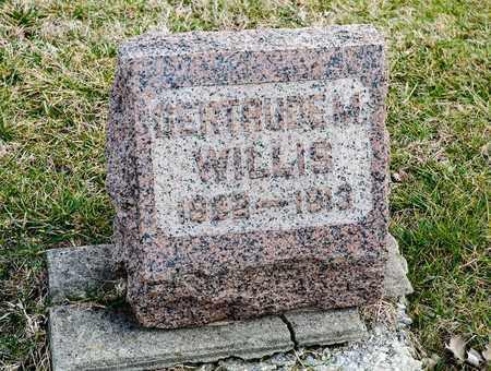 WILLIS, GERTRUDE M - Richland County, Ohio   GERTRUDE M WILLIS - Ohio Gravestone Photos