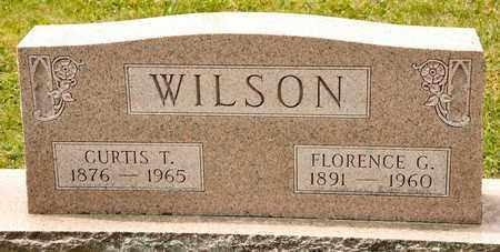 WILSON, FLORENCE G - Richland County, Ohio | FLORENCE G WILSON - Ohio Gravestone Photos
