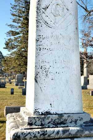 WILSON, ELI - Richland County, Ohio   ELI WILSON - Ohio Gravestone Photos