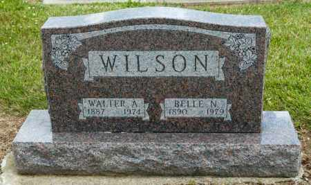 WILSON, WALTER A - Richland County, Ohio   WALTER A WILSON - Ohio Gravestone Photos