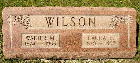 WILSON, LAURA E - Richland County, Ohio | LAURA E WILSON - Ohio Gravestone Photos