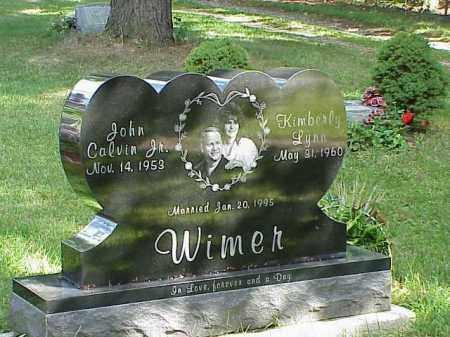 WIMER, JR., JOHN CALVIN - Richland County, Ohio   JOHN CALVIN WIMER, JR. - Ohio Gravestone Photos