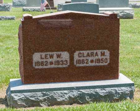 WINBIGLER, CLARA M - Richland County, Ohio   CLARA M WINBIGLER - Ohio Gravestone Photos