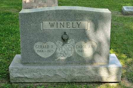 WINELY, GERALD R - Richland County, Ohio | GERALD R WINELY - Ohio Gravestone Photos