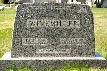 WINEMILLER, MITCHELL W - Richland County, Ohio | MITCHELL W WINEMILLER - Ohio Gravestone Photos