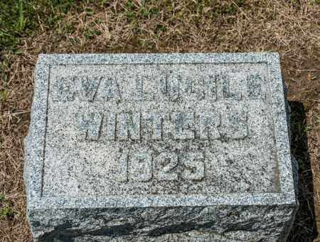 WINTERS, EVA LUCILE - Richland County, Ohio | EVA LUCILE WINTERS - Ohio Gravestone Photos