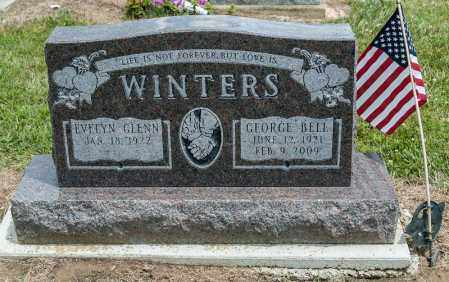 WINTERS, GEORGE BELL - Richland County, Ohio | GEORGE BELL WINTERS - Ohio Gravestone Photos