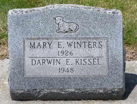 KISSEL, DARWIN E - Richland County, Ohio | DARWIN E KISSEL - Ohio Gravestone Photos