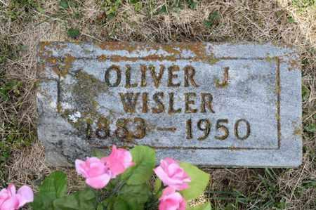 WISLER, OLIVER J - Richland County, Ohio   OLIVER J WISLER - Ohio Gravestone Photos