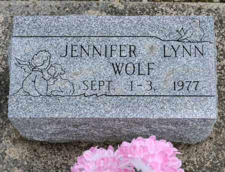 WOLF, JENNIFER LYNN - Richland County, Ohio | JENNIFER LYNN WOLF - Ohio Gravestone Photos