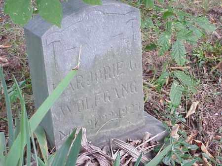 WOLFGANG, MARJORIE G. - Richland County, Ohio | MARJORIE G. WOLFGANG - Ohio Gravestone Photos