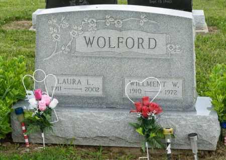 WOLFORD, LAURA L - Richland County, Ohio | LAURA L WOLFORD - Ohio Gravestone Photos