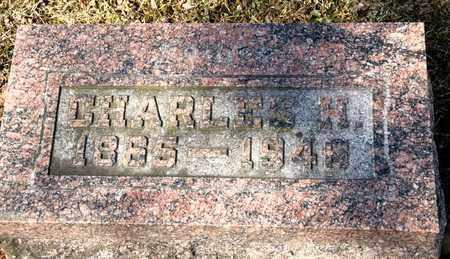WOOD, CHARLES H - Richland County, Ohio   CHARLES H WOOD - Ohio Gravestone Photos