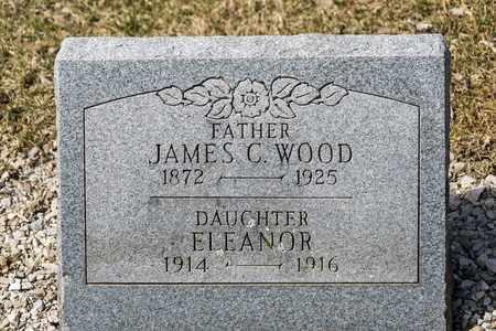 WOOD, ELEANOR - Richland County, Ohio | ELEANOR WOOD - Ohio Gravestone Photos