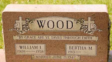 WOOD, WILLIAM I - Richland County, Ohio | WILLIAM I WOOD - Ohio Gravestone Photos